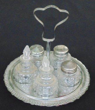 6 piece Table, Condiment, Set