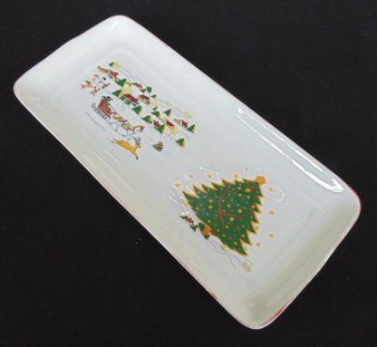 Christmas Biscuit Tray, Global Designs