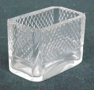 Crystal Match Holder Vesta
