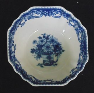 Embellist, Anthony, Blue & Egg Shell Colored, Bowl