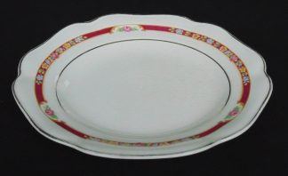 Tudor Rose, Side Plate