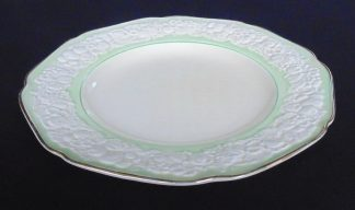 Crown Ducal, Florentine, England, Plate, 24.8cm