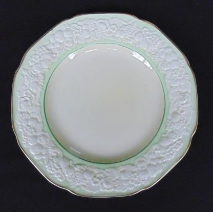 Crown Ducal, Florentine, England, Plate, 22cm