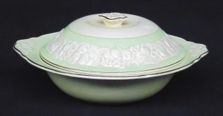 Crown Ducal, Florentine, England, Lidded Soup Tureen