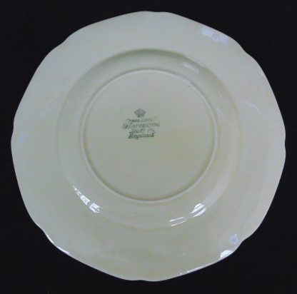 Crown Ducal, Florentine, England, Bread Plate