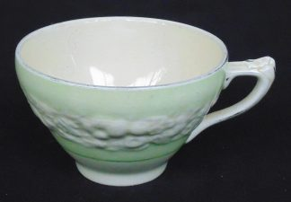 Crown Ducal, Florentine, England, Tea Cup