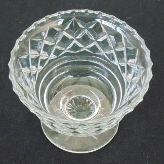 Glass Sweets Bowl
