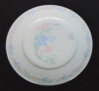 Trench Flower, China, Dinner Plate