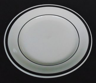 Stoneware, China, Bread Plate