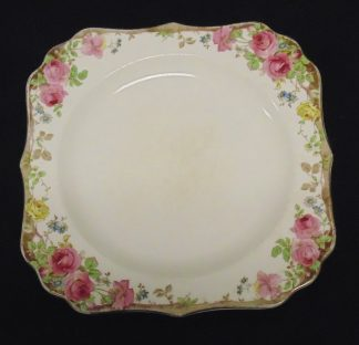 Royal Doulton, English Rose, D6071, Bread Plate