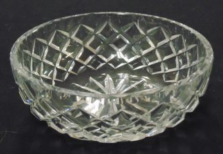 Crystal, Bowl