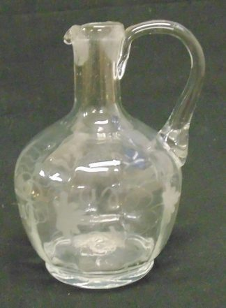 Handled Oil Jug, No Stopper