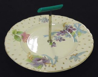 Royal Staffordshire, Sandwich, Plate, With Handle