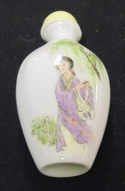 Oriental sent bottle