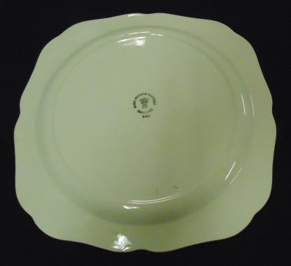Lord Nelson, Pottery, England, 5-65, Platter