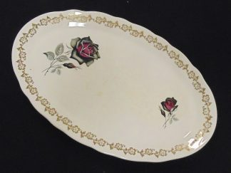 Lord Nelson, Pottery, England, 5-65, Oval Platter
