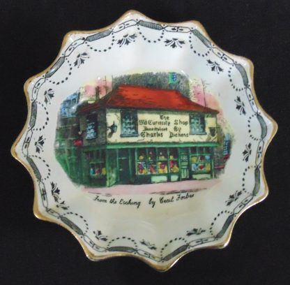 Rosina, Dickens Old Curiosity Shop, London, Pin Dish
