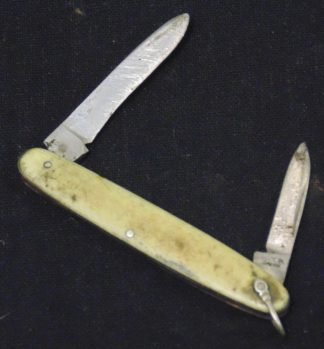 Japan, Pocket Knife, Used and Old