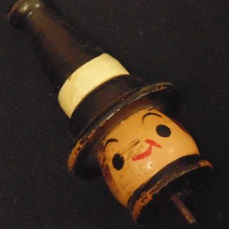 Wooden Head of a Toy
