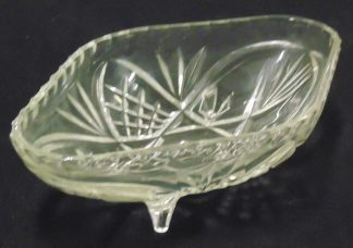 Glass Bowl, Fish Symbol