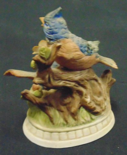 2 Bird Statue, Dusty