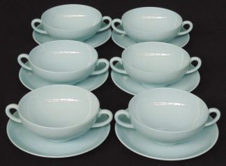Wedgwood, Lavender, Soup Cup and Saucer