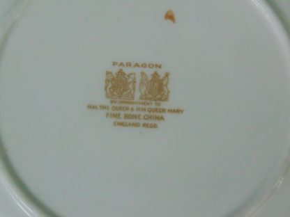 Paragon, By Appointment HM. The Queen Mary, Bread Plate