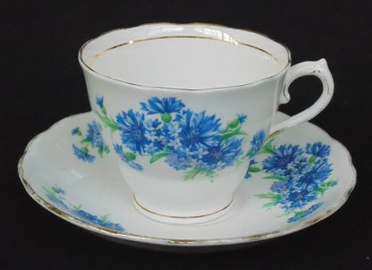 Colclaugh China, Cup and Saucer