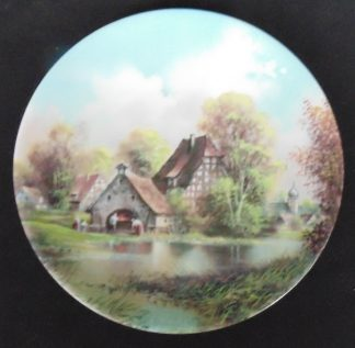 Bavaria, Van Hygan & Smthe, Am Backhaus, Wall Plate