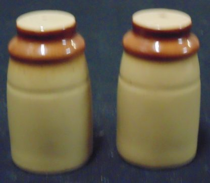Sault and Pepper Shakers, Doudson Brothers