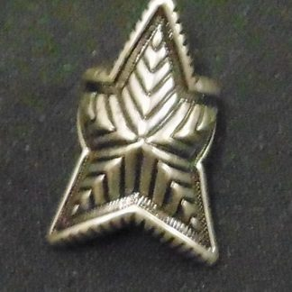 5 pointed star Ring