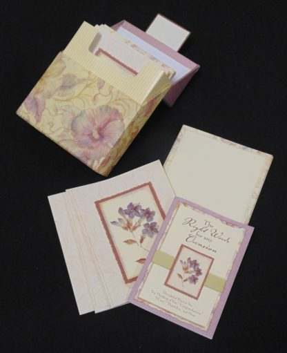 Writing Cards and Envelopes