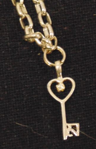 21st Charm and Bracelet