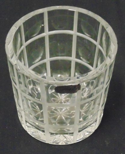Poland Crystal Ice Bucket