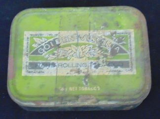 Golden Virginia Hand Rolling Tabacco Tin