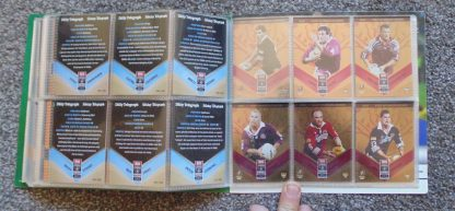 Official 2010 NRL Collector Cards