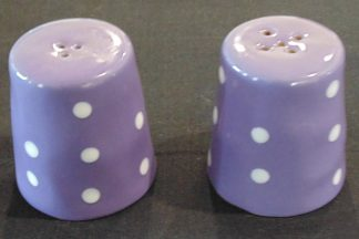 Maxwell Williams, Sprinkle, Purple, Sault & Pepper Shakers