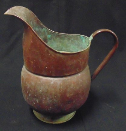 Large Copper Water Jug