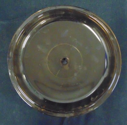 France Vision Tempered Glass Lidded Frying Pan