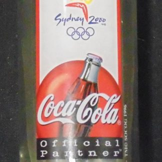 Coca Cola Sydney 2000 Olympic Official Partner High Ball Glass