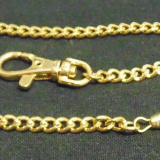 Gold coloured Watch Chain