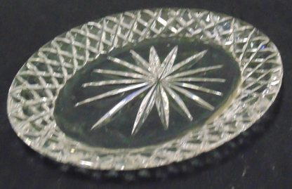 Oval Crystal Plater