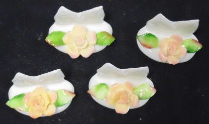 4 Coalport England Table Name Place Holder