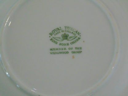 Royal Tuscan Member of the Wedgwood Group Trio