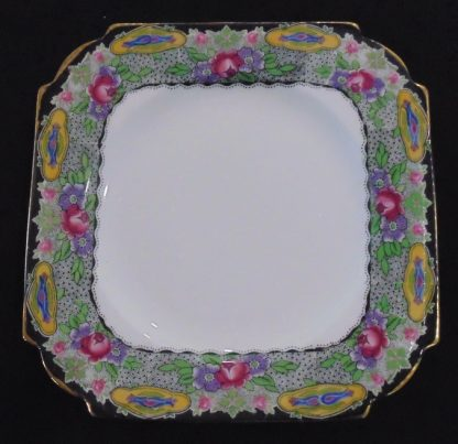 4 Aynsley Cup Saucers and Plates 4892