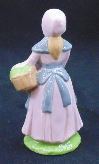 Lady in Pink Statue