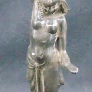 Stylised Egyptian Statue in Metal