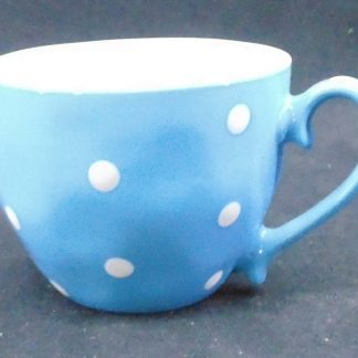 Maxwell Williams Sprinkle Coffee Cup Blue