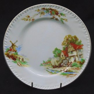 Crown Larence England Plate