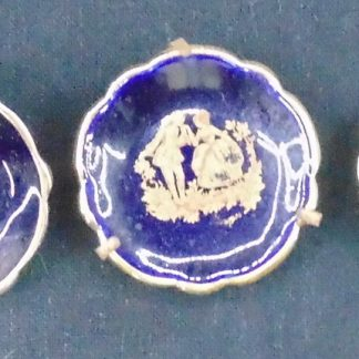 3 Small Limoge France Plates
